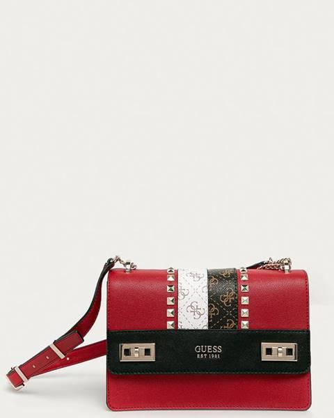 Vícebarevná kabelka Guess