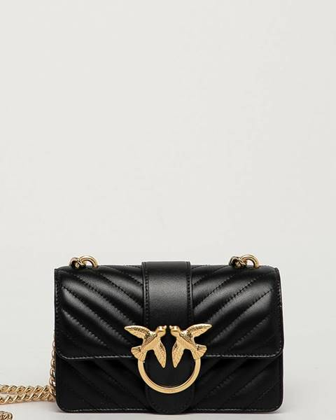 Černá kabelka Pinko