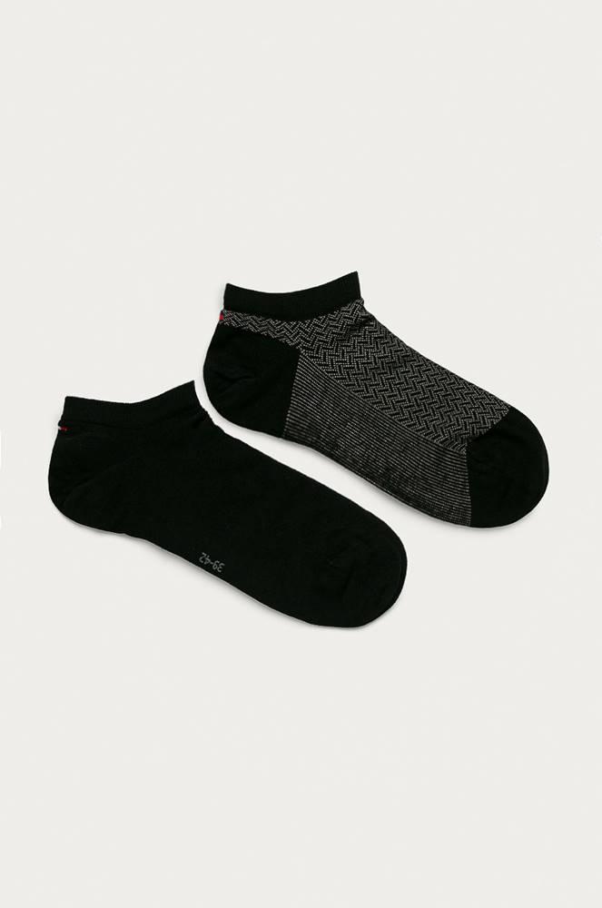 tommy hilfiger Tommy Hilfiger - Kotníkové ponožky (2-pack)