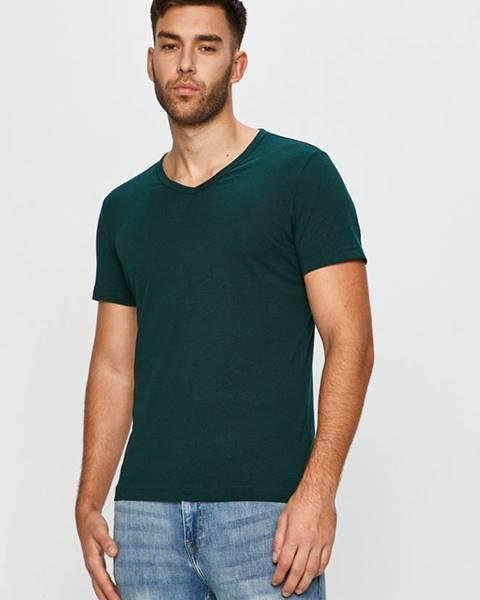 Zelené tričko s.oliver