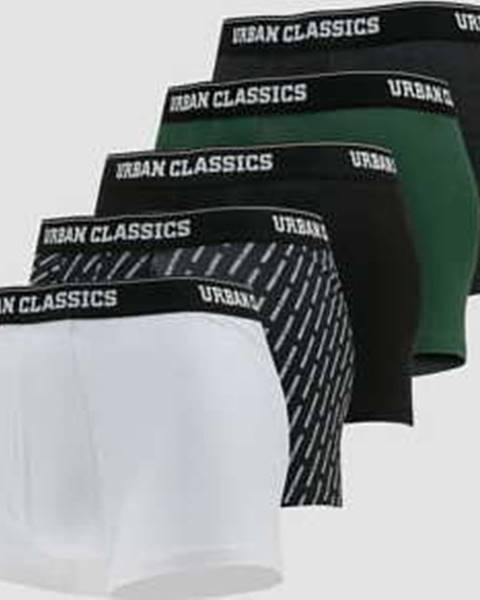 Černé spodní prádlo Urban Classics
