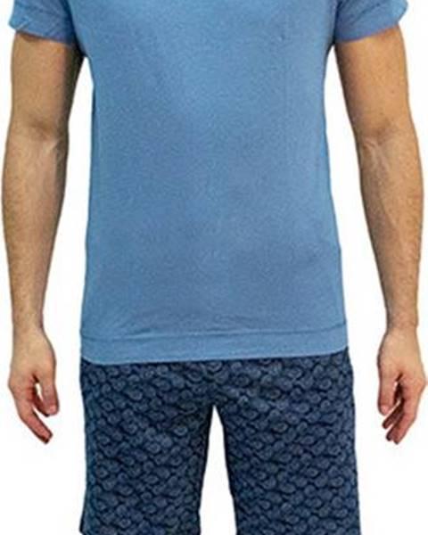 Modré noční prádlo JOCKEY