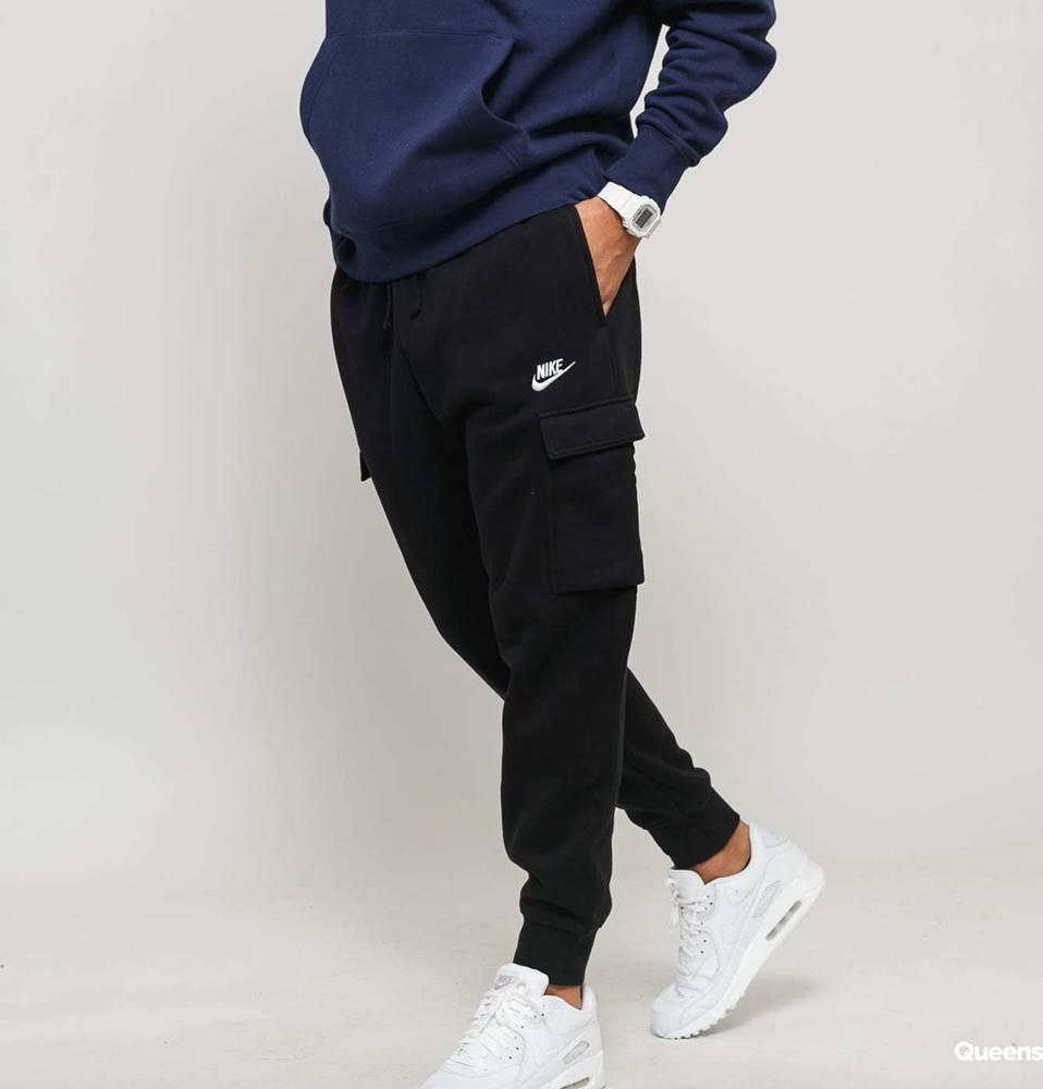 nike Nike  NSW Club Jogger Jersey černé
