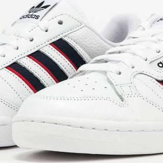 adidas Originals Continental 80 Stripes ftwwht / conavy / vivred