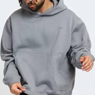 adidas Originals C Hoody tmavě šedá