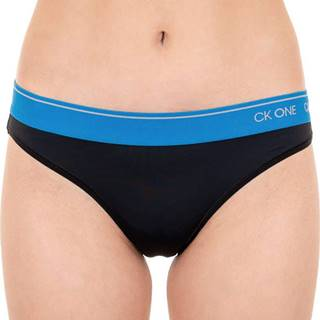 Dámské kalhotky CK ONE černé