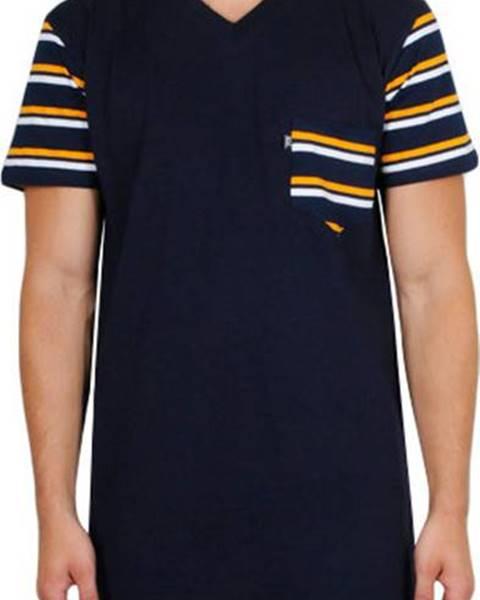 Modrá košile Foltyn
