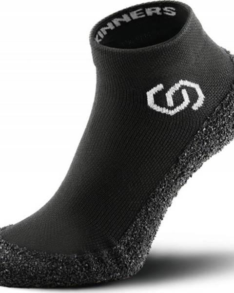 Černé boty Skinners