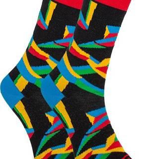 Veselé ponožky  vysoké triangular