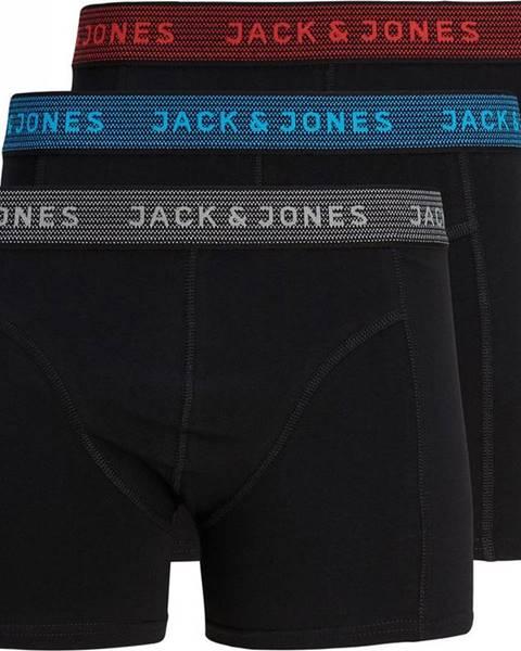 Černé spodní prádlo Jack and Jones