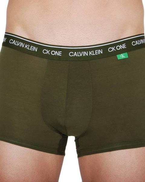 Zelené spodní prádlo Calvin Klein