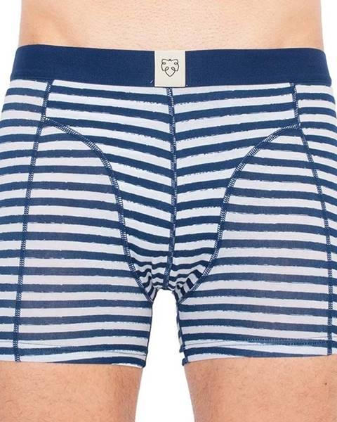 Modré spodní prádlo A-dam