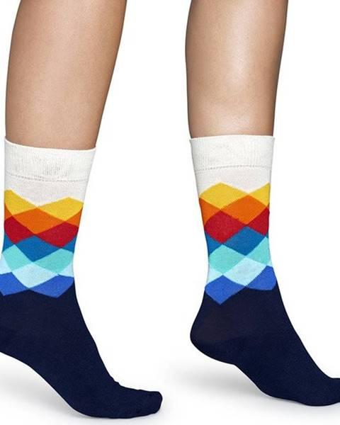 Vícebarevné spodní prádlo happy socks