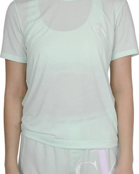Zelené noční prádlo Calvin Klein