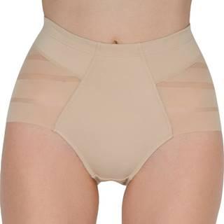 Dámské stahovací kalhotky  béžové