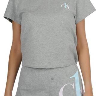 Dámské pyžamo CK ONE šedé