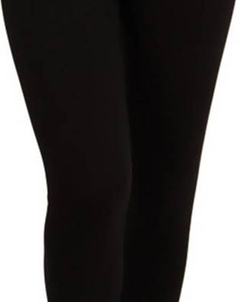 Černé kalhoty Lonka