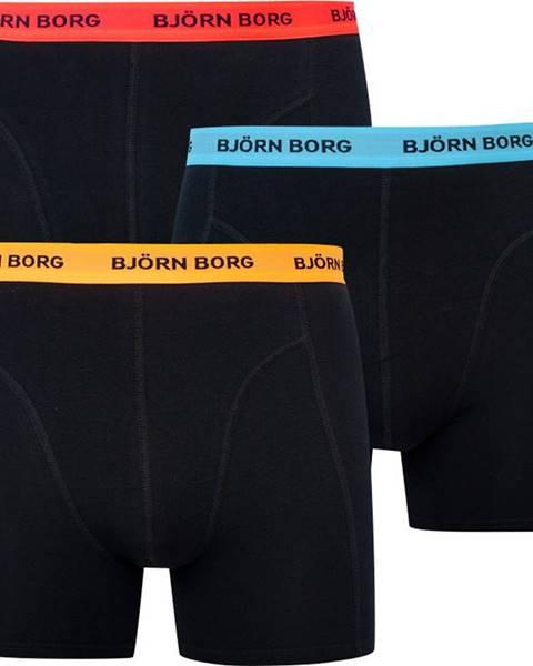 Černé spodní prádlo björn borg
