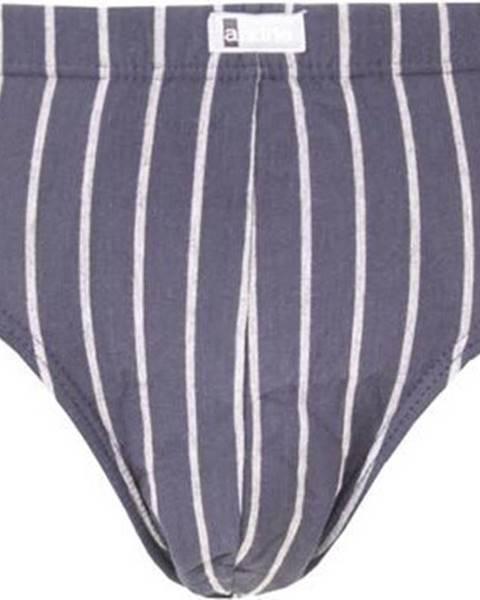 Šedé spodní prádlo ANDRIE