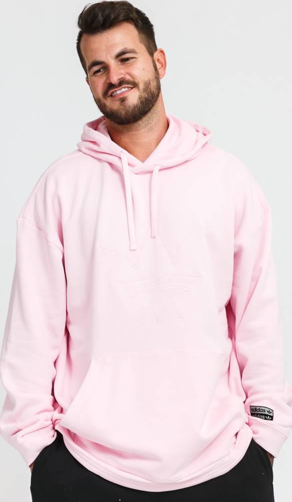 adidas originals GRX Hoody růžová