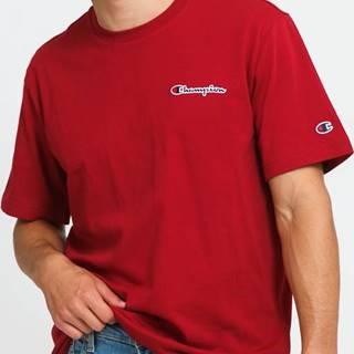 Crewneck T-Shirt vínové