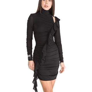 Versace Jeans Couture Šaty Černá
