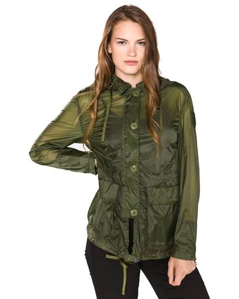 Zelená bunda Blauer