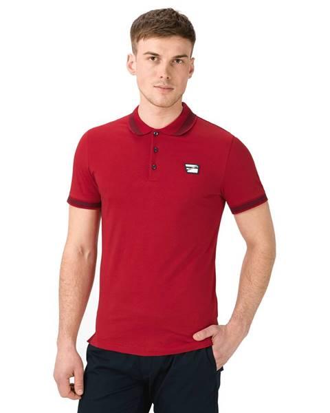 Červené tričko Antony Morato