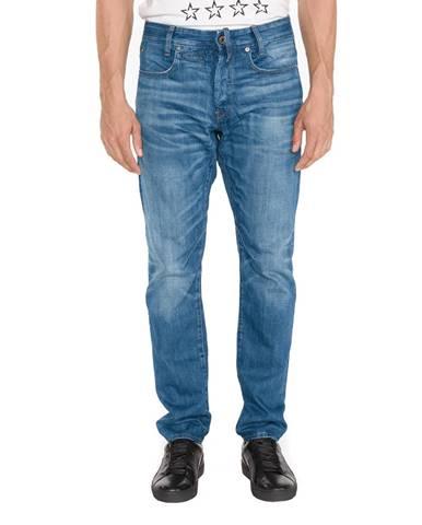 D-Staq Jeans Modrá