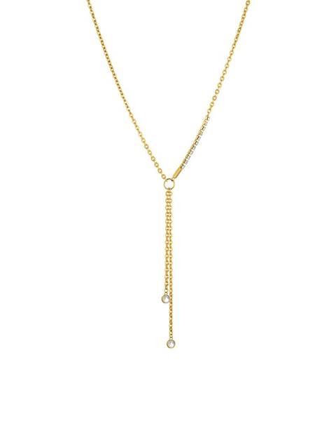 Zlatý náhrdelník Liu Jo