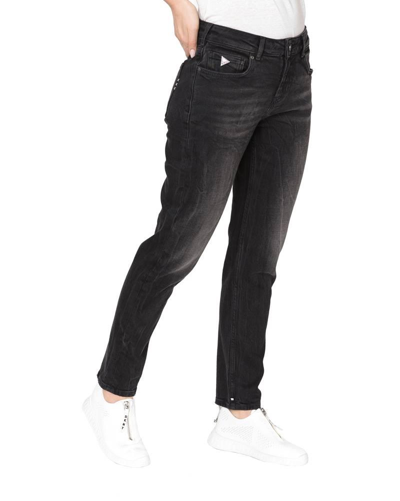 The Keeper Jeans Černá