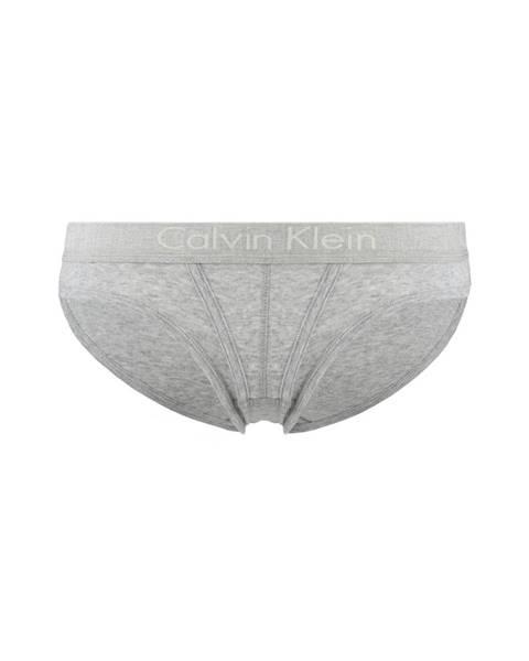 Šedé spodní prádlo Calvin Klein