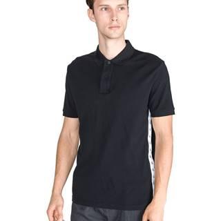 Calvin Klein Monogram Polo triko Černá