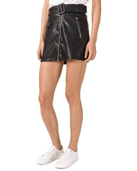Černá sukně Liu Jo