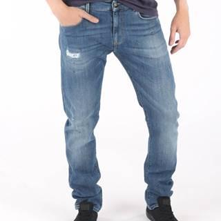 Trussardi Jeans 370 Seasonal Jeans Modrá