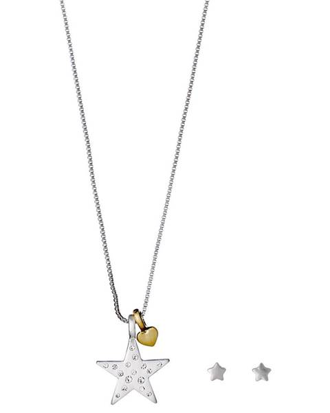 Stříbrný náhrdelník Pilgrim