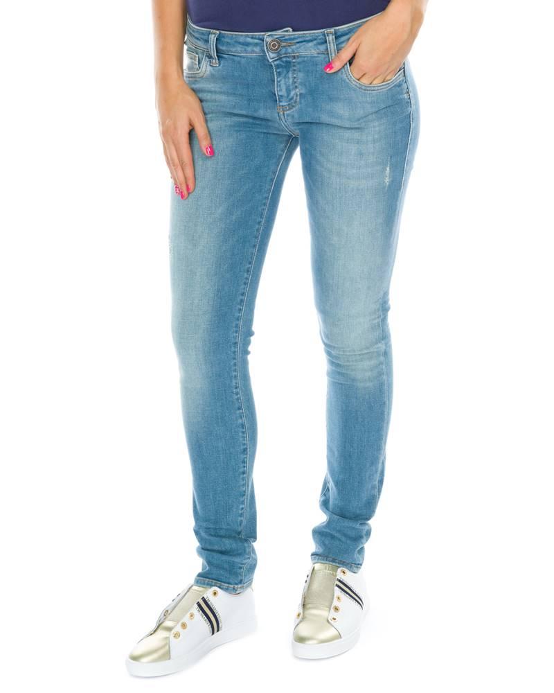 Trussardi Jeans Trussardi Jeans Jeans Modrá
