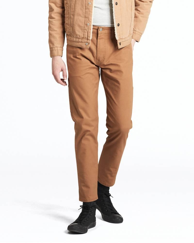 Levi's Levi's® Hi-Ball Utility Kalhoty Hnědá Béžová