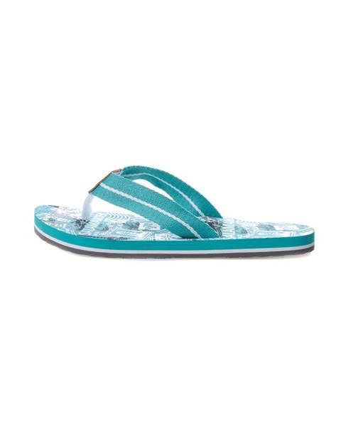 Modré pantofle Salamander
