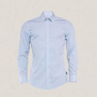 Pánská vzorovaná košile PK6962052ASA