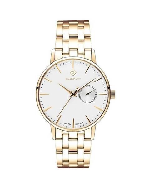 Žluté hodinky gant