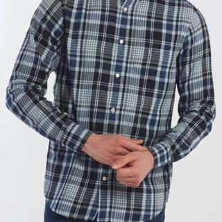 Košile  D2. Windblown Flannel Plaid Reg Bd