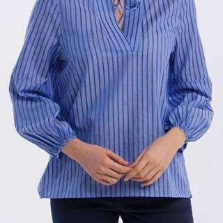 Košile  O2. Pp Sateen Striped Blouse