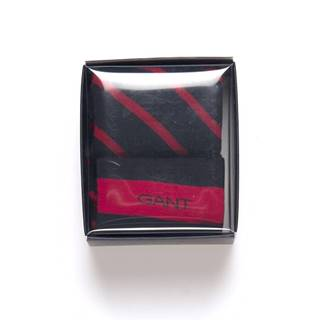 Ponožky Gant 2-Pack Striped Socks Gift Box