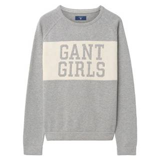 Tg. Gant Girls Crew Sweater