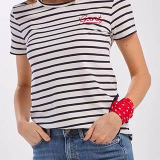 Tričko  D1. Breton Stripe Ss T-Shirt