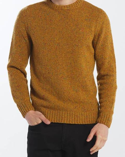 Žlutý svetr gant