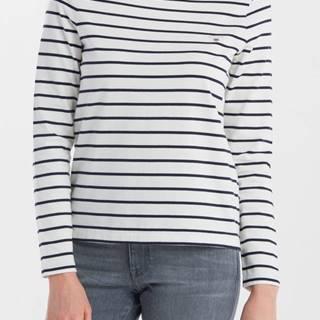 Tričko Gant Breton Stripe Boatneck Jumper