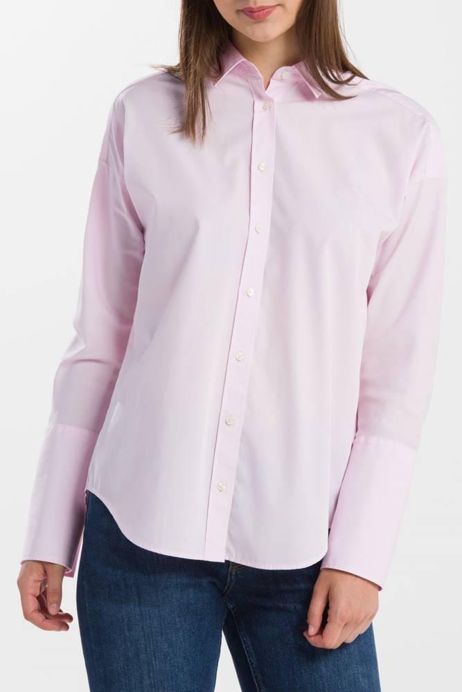 gant Košile Gant O1. Oversized Broadcloth Shirt
