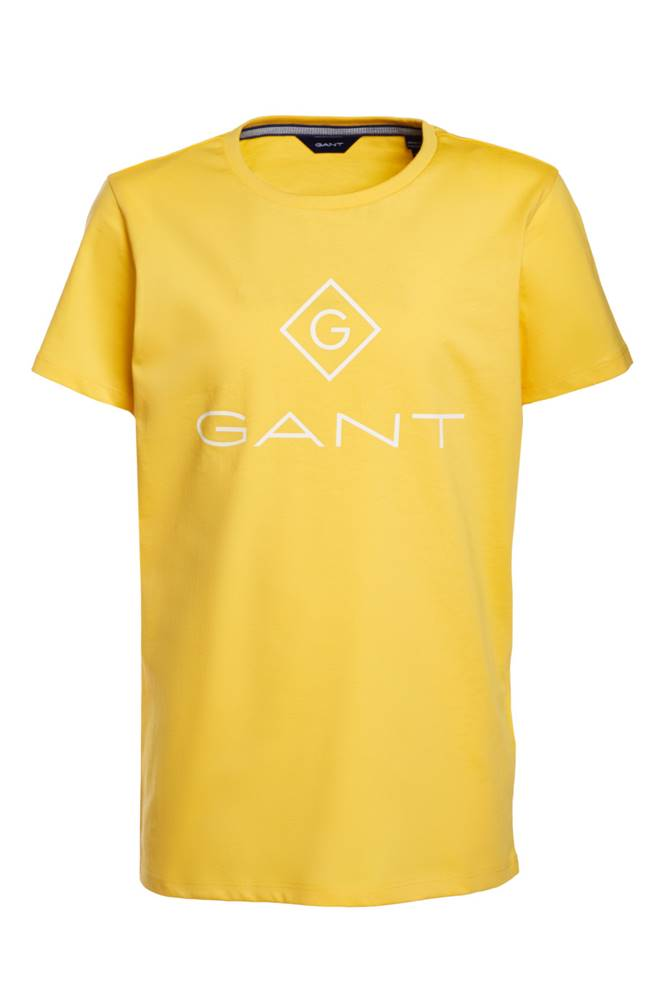gant Tričko  Lock-Up Ss T-Shirt